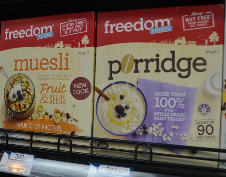 porridge desayuno