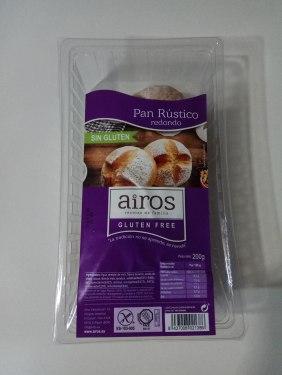 Airos pan rústico