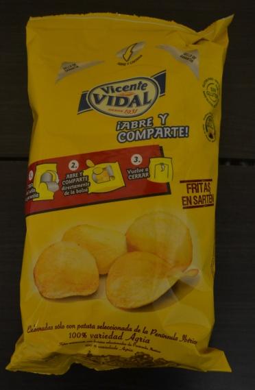 Patatas fritas Vidal
