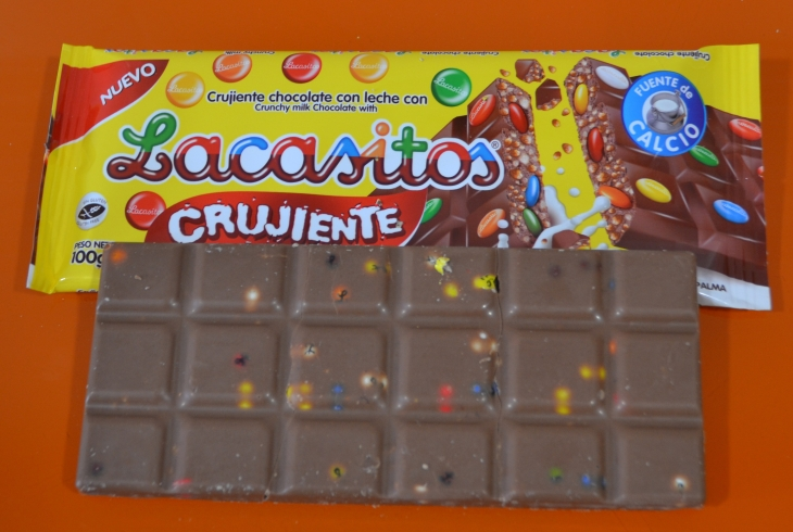 Lacasitos Crujiente
