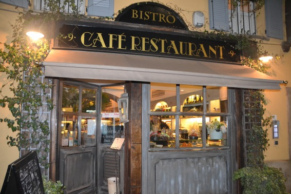 Bistró cafe restaurant