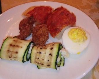 aperitivo sin gluten Milan