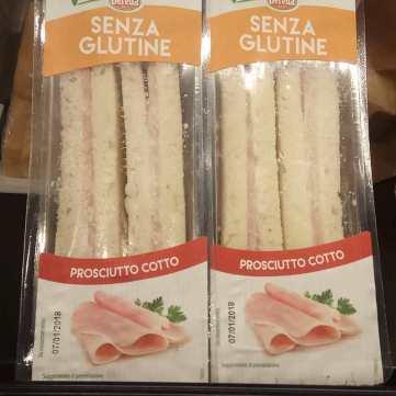 Bocadillo sin gluten Roma