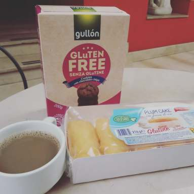 Desayuno sin gluten Hotel Center Roma