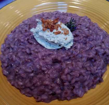 Rissoto quinoa