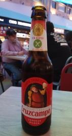 Cerveza cruzcampo