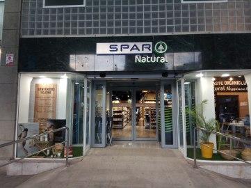 entrada spar natural