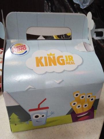 king jr meal