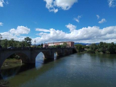 Paseo rio Ebro