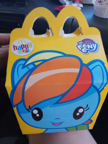caja happy meal