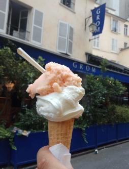 helado grom