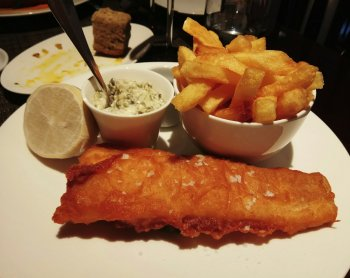 fish and chips sin gluten