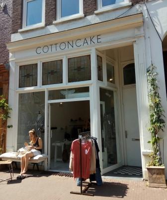 entrada cottoncake