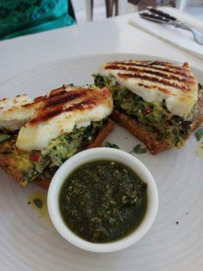 sandwich sin gluten