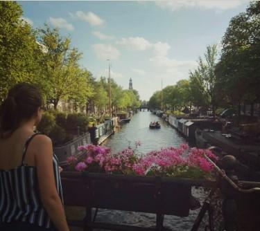 Amsterdam trotamundos
