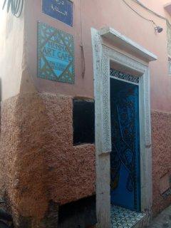 entrada henna art cafe