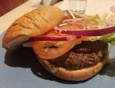 hamburguesa vips
