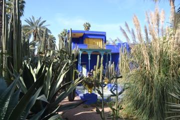 jardines marrakech 2