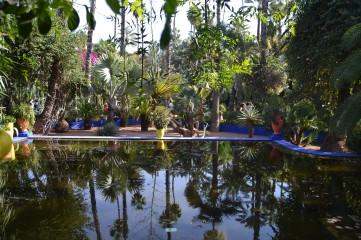 jardines Marrakech