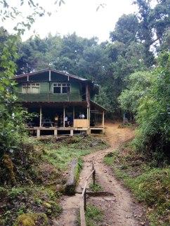 Refugio cerro chirripó